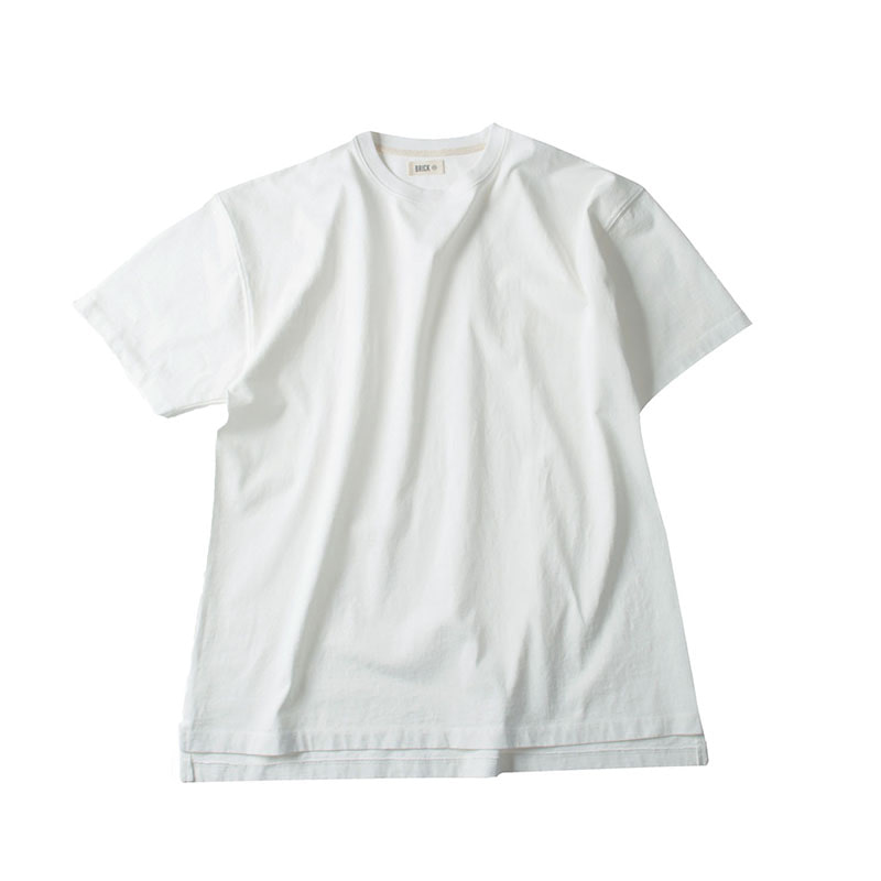 BALOON HALF T-SHIRTS(OFF WHITE)