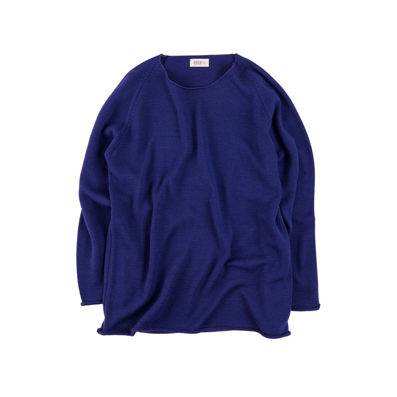 ROLL KNIT-for comfort (PURPLE)